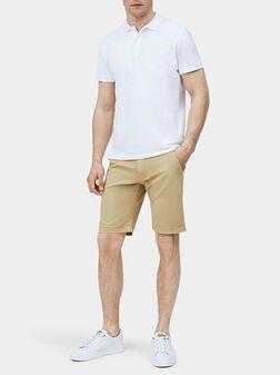 Панталони в бежов цвят - 1