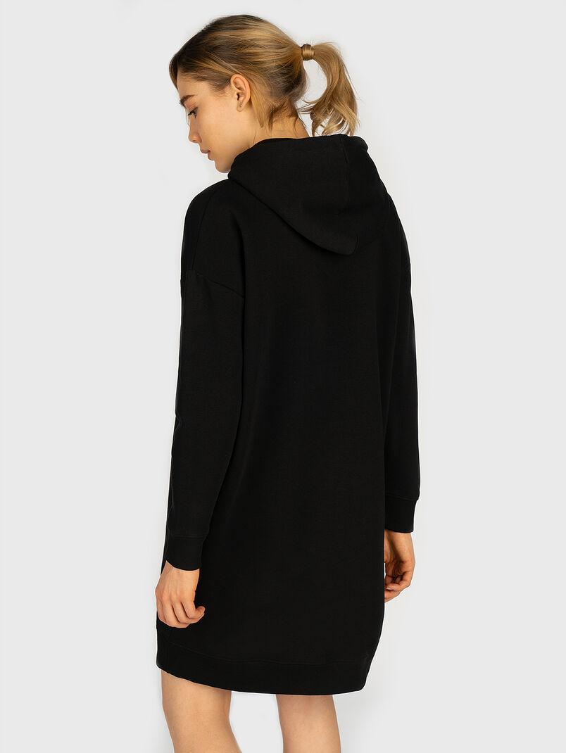 TEOFILA Oversized hoody dress - 3