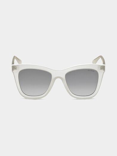 White sunglasses - 6