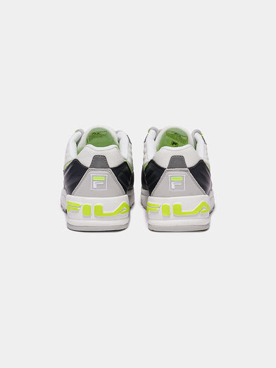 DSTR97 Black sneakers - 3