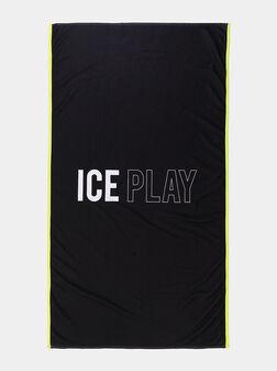 Плажна кърпа с лого - 1