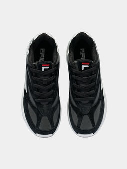V94M R LOW Black sneakers - 4