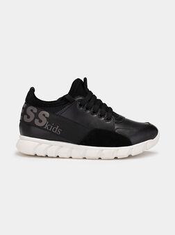 Black sneakers - 1