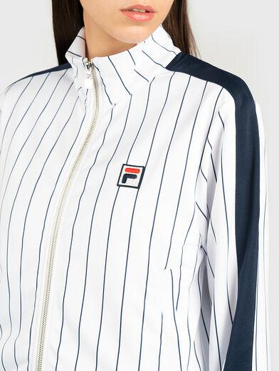 HALA Striped sweatshirt  - 3