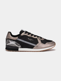 ARCHIE Sneakers with glamorous inserts - 1