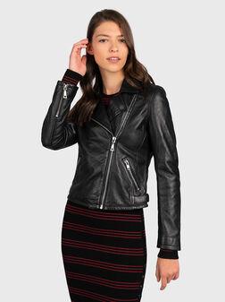 Biker jacket - 1