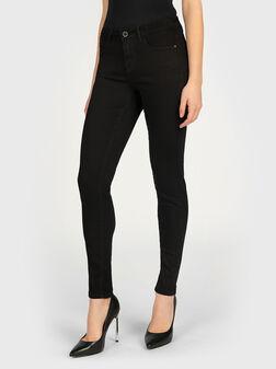 Панталон в черен цвят - 1
