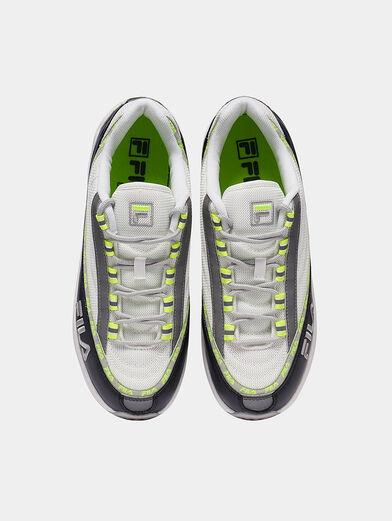 DSTR97 Black sneakers - 6