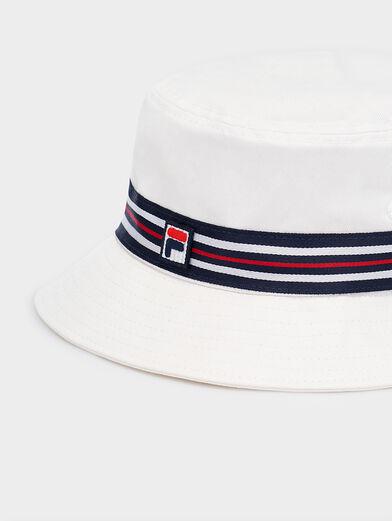 White bucket hat - 3