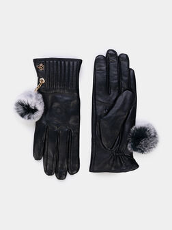 Leather gloves - 1