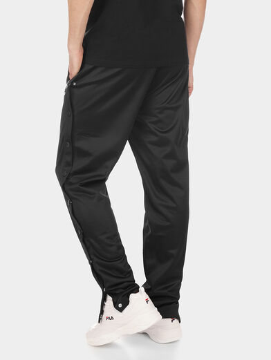 NAOLIN Track pants with lateral buttons - 2