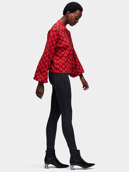 Monogram sweater - 4