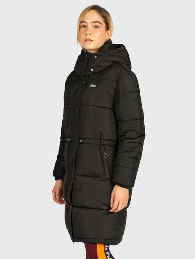 TENDER Long puffer jacket  - 1
