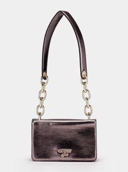 Чанта JANA с метални детайли - 1