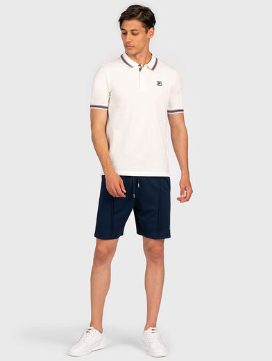 HYWEL Shorts in blue - 4