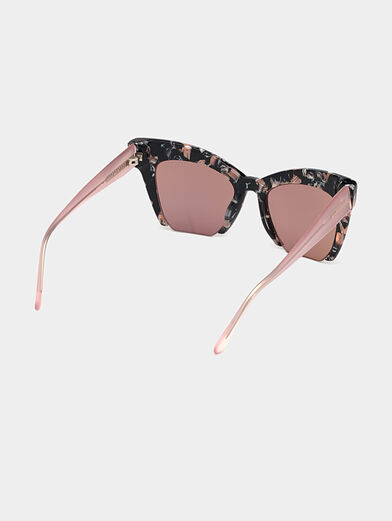 Sunglasses with floral details - 5