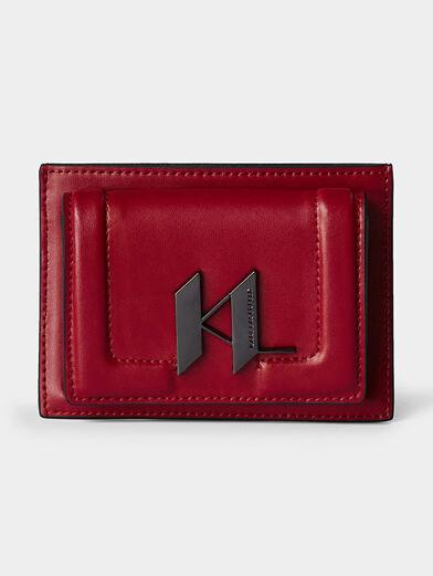 K/Saddle Classic Wallet  - 1