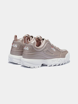 DISRUPTOR M LOW Sneakers in gold color - 3