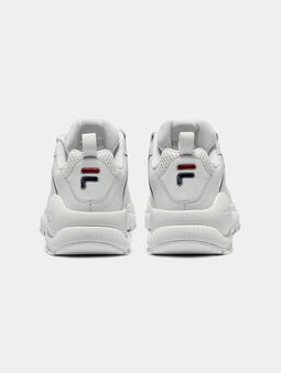 COUNTDOWN LOW White Sneakers - 4