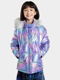 CHAQ YANG Padded jacket - 1
