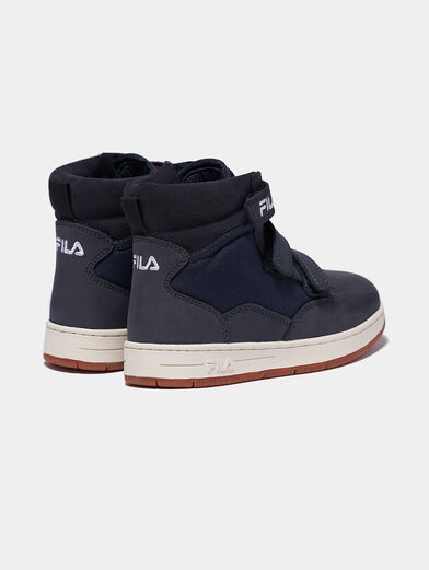 Knox Velcro mid JR High sneakers - 2