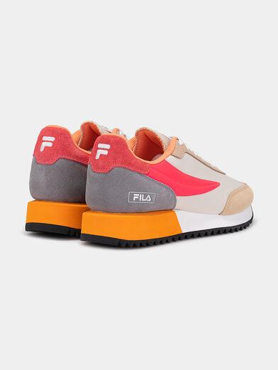 Retronique black sneakers - 3