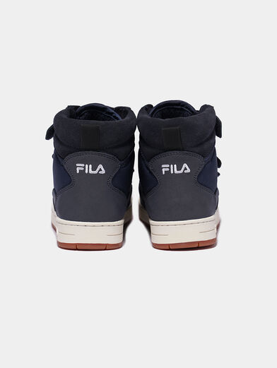 Knox Velcro mid JR High sneakers - 3