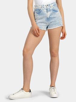 Къси дънкови панталони RACHEL - 1