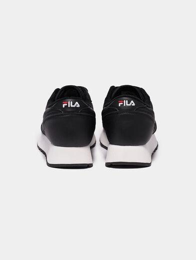 ORBIT ZEPPA Sneaker in black - 3