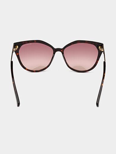 Sunglasses in black color - 4