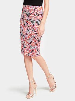 CLAUDETTE Slim skirt - 1