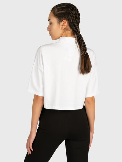 ABRIL Cropped tee - 2