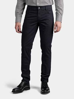 Тъмно син панталон MARLON - 1