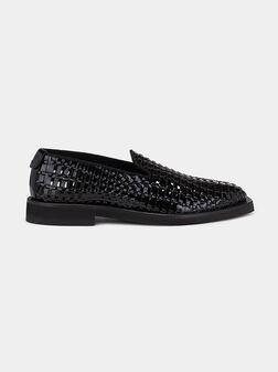 Черни елегантни обувки - 1