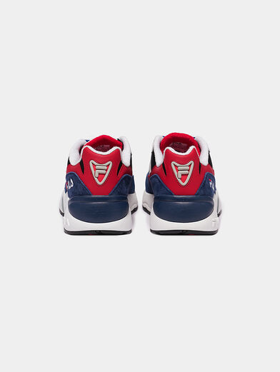 V94M Sneakers with colored details - 3