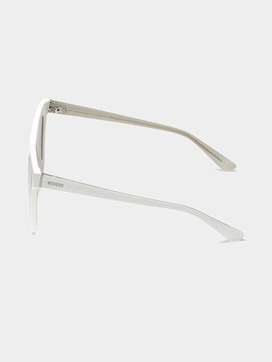 White sunglasses - 2