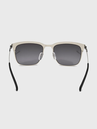 Sunglasses with accent frames - 4