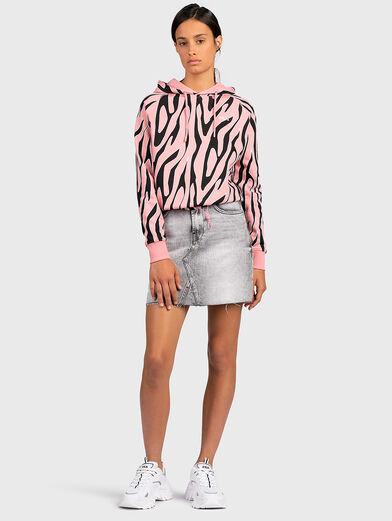 EMBLA Pink sweatshirt - 2