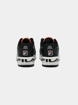 DSTR97 Black sneakers - 4