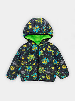 Reversible JUDOB jacket - 1