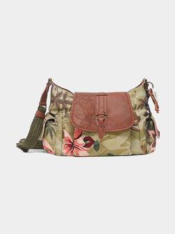 Голяма кросбоди чанта KYOTO - 1