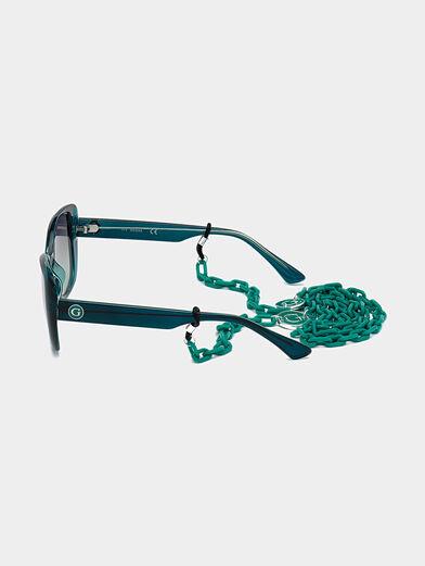 Green sunglasses - 2