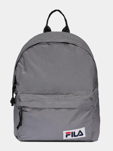 Reflective unisex backpack - 1