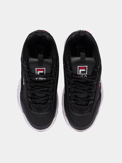 DISTRUPTOR Soft pink sneakers - 2