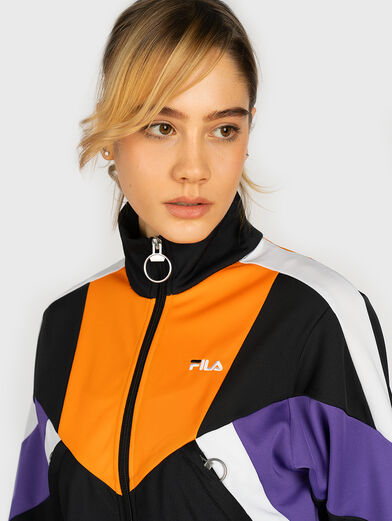 BECCA Sweatshirt with contrasting details - 2