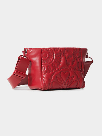 AMBER crossbody bag with quilted effect - 3