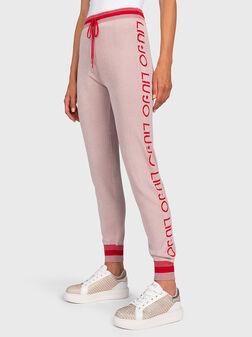 Панталон с лого брандинг - 1