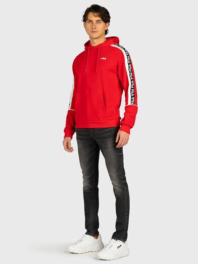 TEFO Sweatshirt with logo branding - 4