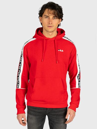 TEFO Sweatshirt with logo branding - 1