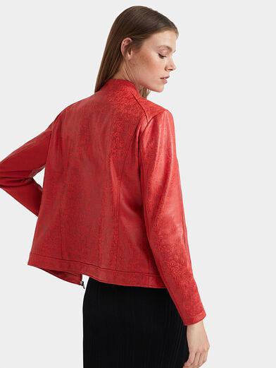 Slim high neck jacket - 2